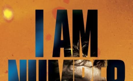 I Am Number Four Banner Poster