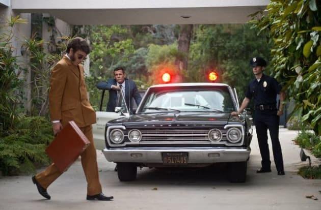 Joaquin Phoenix Josh Brolin Inherent Vice
