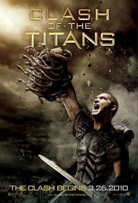 Clash of the Titans Perseus Poster