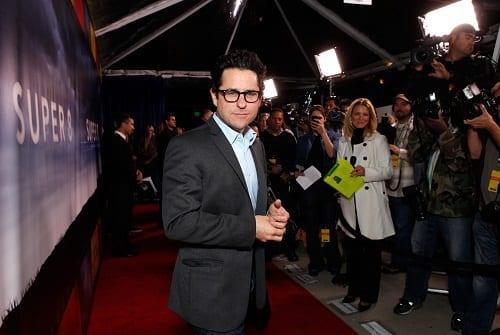 J.J. Abrams at the Super 8 Premiere