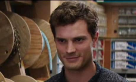 Fifty Shades of Grey Clip: Christian Grey a Serial Killer? Hardly!