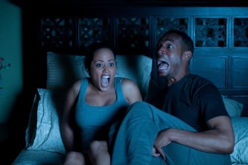 Marlon Wayans A Haunted House