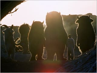 Where the Wild Things Are Pic