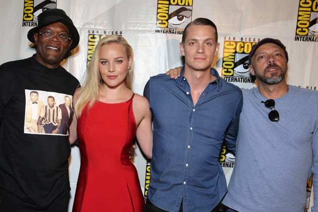 RoboCop Cast at Comic-Con