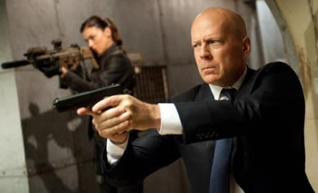Bruce Willis Takes Aim in G.I. Joe Retaliation Still