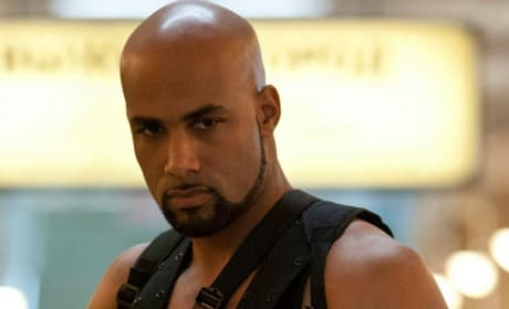 Boris Kodjoe Resident Evil: Retribution