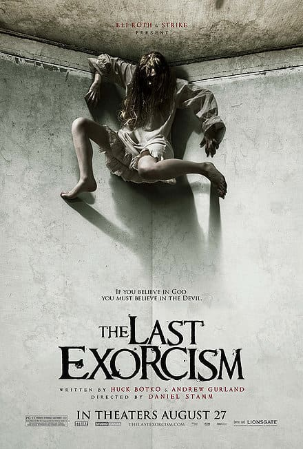 The Last Exorcism Poster 2