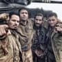 Fury Michael Pena Shia LaBeouf Logan Lerman
