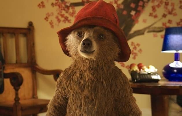 Paddington Bear Still Photo
