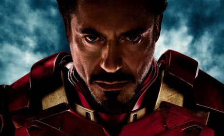 Robert Downey Jr. is Huge on UK's Iron Man 2 Poster