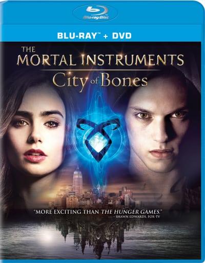 Mortal Instruments: City of Bones DVD