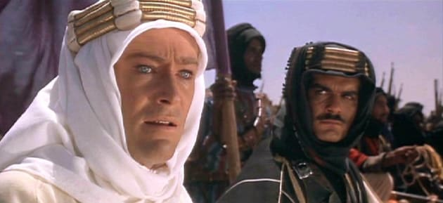 Peter O'Toole Lawrence of Arabia