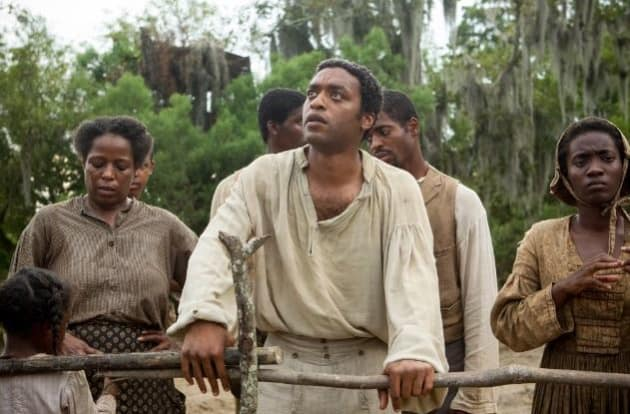 12 Years a Slave Star Chiwetel Ejiofor