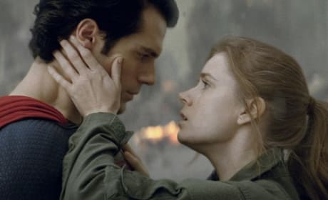 Amy Adams Henry Cavill Man of Steel
