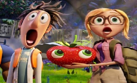 Cloudy with a Chance of Meatballs 2 Trailer: This Is Totally Bananas!