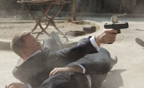 Skyfall Gets 2 New TV Spots: Bond is Back