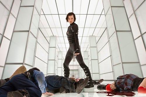 Resident Evil: Retribution Star Milla Jovovich