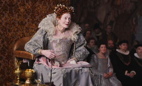Vanessa Redgrave as Queen Elizabeth I