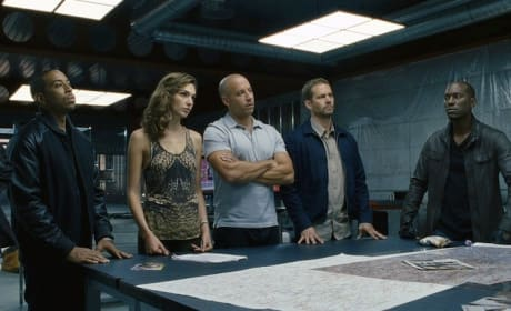 Fast and Furious 6 Drops Batch of New Stills