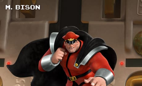 M. Bison Wreck-It Ralph