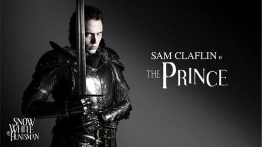 Sam Claflin as Prince Charming