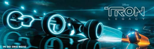 Tron Legacy Light Car