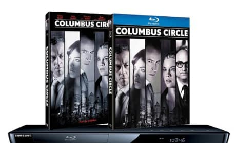 Win Columbus Circle Prize Pack: Blu-Ray Player Too!