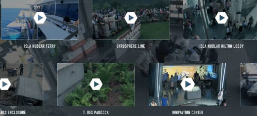Jurassic World Live Cam Photo