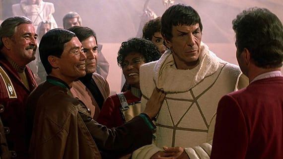 Star Trek 3: The Search for Spock Leonard Nimoy