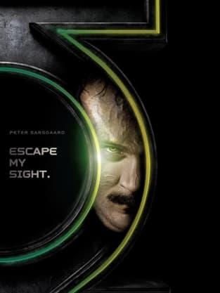 Green Lantern Peter Sarsgaard Poster