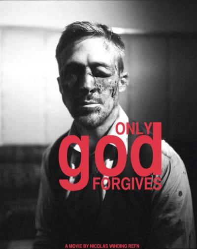 Only God Forgives Teaser Poster