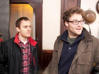 Seth Rogen and Will Reiser