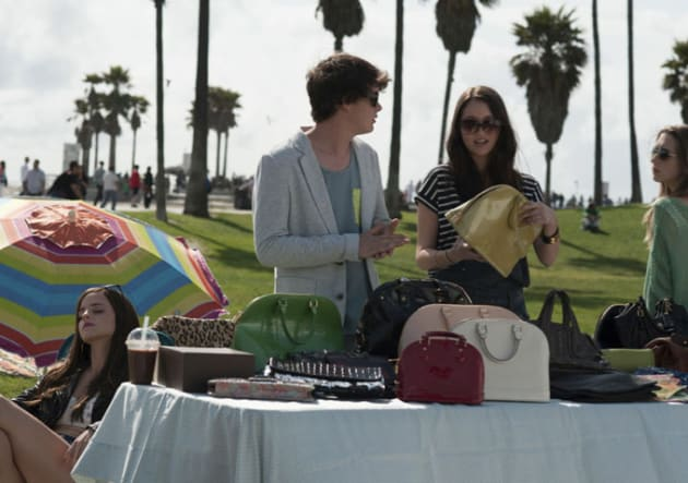 The Bling RIng Israel Broussard