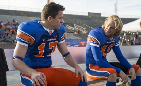 22 Jump Street Channing Tatum Football Photo