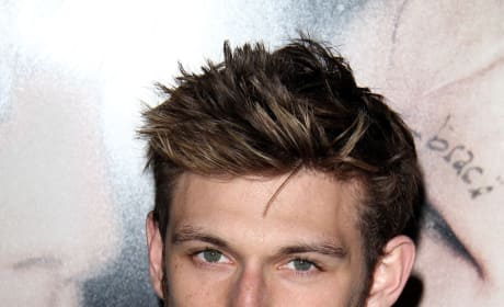 Actor Alex Pettyfer