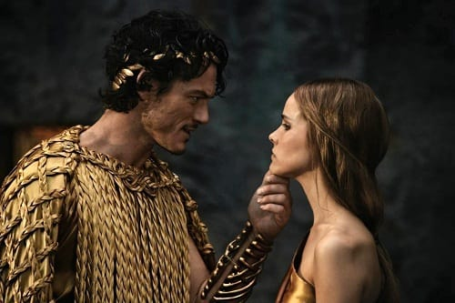 Isabel Lucas in The Immortals