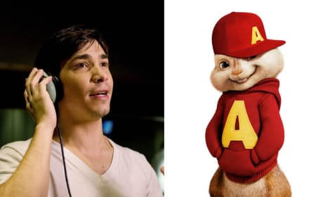Justin Long Plays Alvin