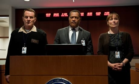 Contagion Q&A: Laurence Fishburne Fights for our Survival