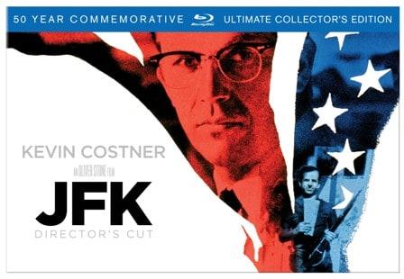 JFK Blu-Ray Collector's Edition