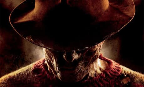 Freddy Kruger Gets a New Poster
