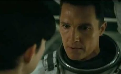 Matthew McConaughey Interstellar Star