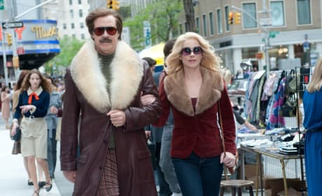Anchorman 2 Photos: Ron Burgundy Still Classy