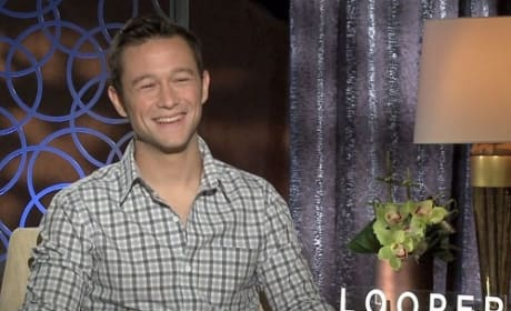 Joseph Gordon Levitt Interview Picture