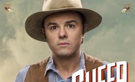 A Million Ways to Die in the West Seth MacFarlane Poster