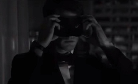 Fifty Shades Darker Christian Grey