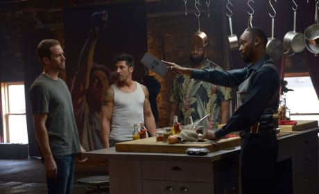 Brick Mansions Paul Walker David Belle RZA