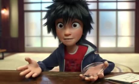 Big Hero 6 Trailer: How Cool Was That?!