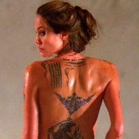 A Bare Back