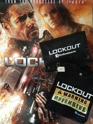 Lockout Prize Pack