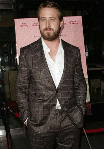 Ryan Gosling Comments On The Lovely Bones Movie Fanatic